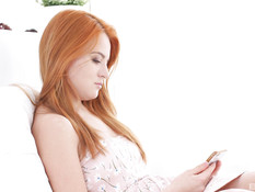 Raunchy Redheads / Похотливые рыжие